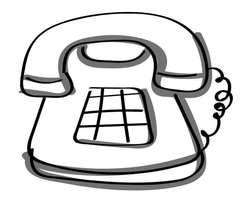 Die gute Telefonstimme